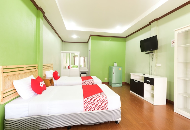 OYO 359 Golden Nakara Place, Chiang Saen, Superior Twin Room, Guest Room