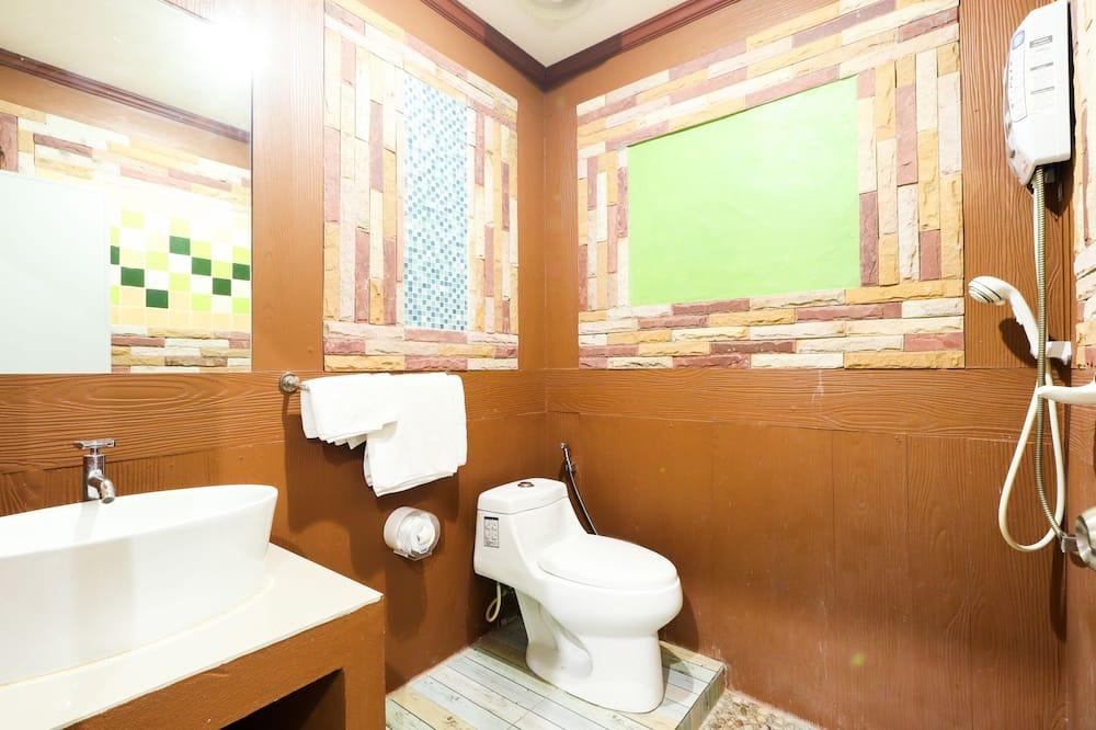 Superior szoba két külön ággyal - Fürdőszoba
