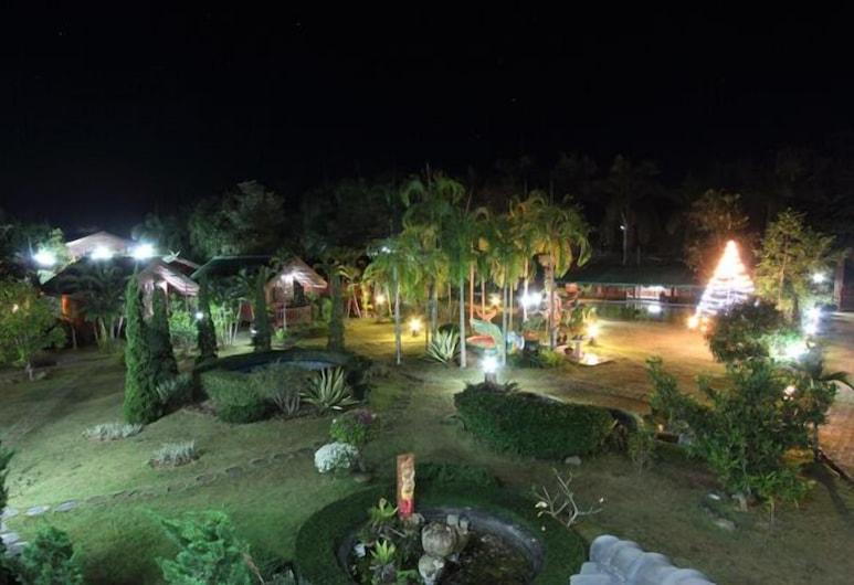 ChiangsanGoldenland Resort 1, Chiang Saen, Property Grounds