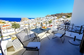 Picture of Lindos Beauty in Rhodes
