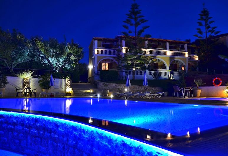 Ionian Aura Apartments, Ζάκυνθος, Εξωτερικός χώρος