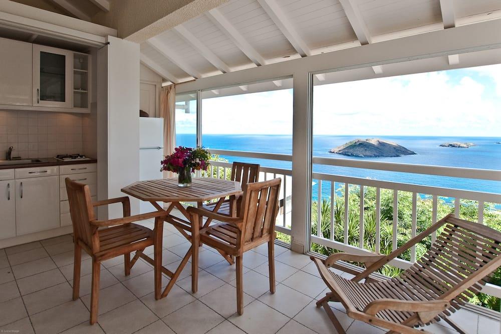 Studio typu Superior, výhled na oceán - Balkón