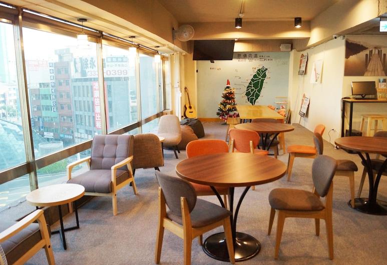 TripGG Hostel, Kaohsiung, Lobby Sitting Area