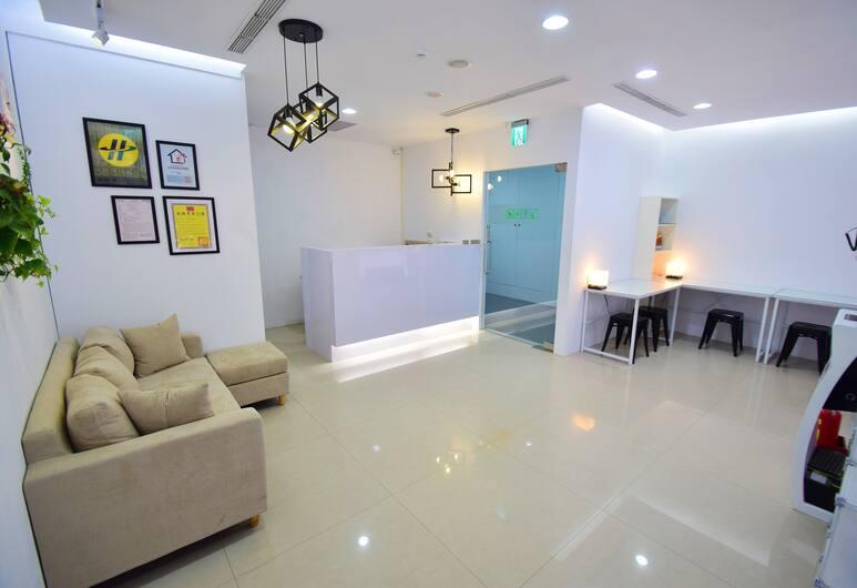Inn Cube Minquan, Taipei, Capulse Room selected by hotel, Shared Bathroom, Guest Room