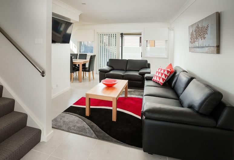 Wallsend Executive Apartments, Wallsend, Executive-Apartment, 2Schlafzimmer, Wohnzimmer