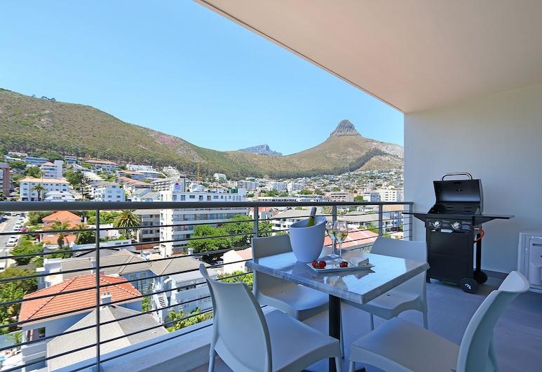 The Verge Aparthotel, Cape Town, Deluxe Apartment, 1 Bedroom, Patio, Balcony
