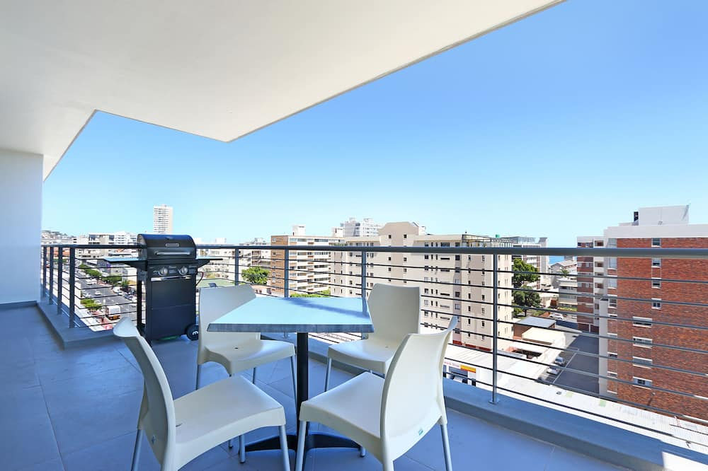 Deluxe Apartment, 2 Bedrooms, Patio - Balcony