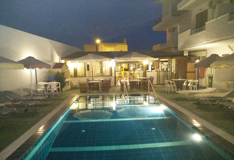 Kastelli Hotel, Rodas