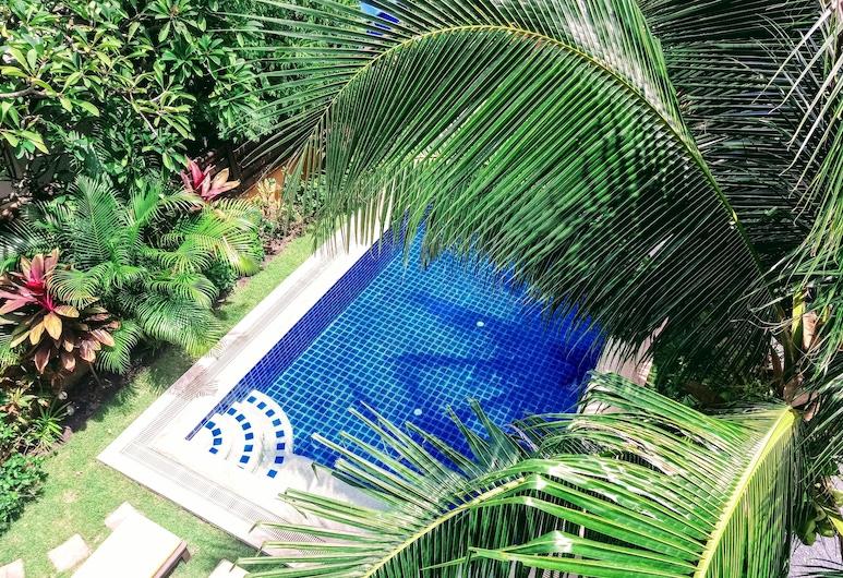 蘇梅島檸檬屋酒店, 蘇梅島, 室外泳池