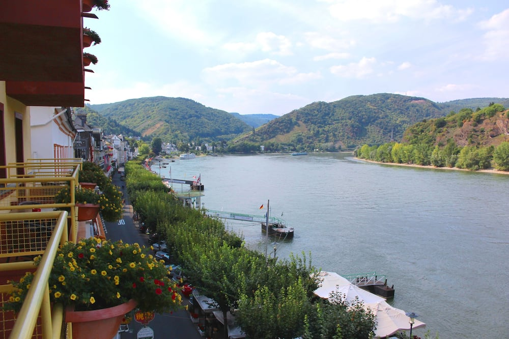 Double or Twin Room, Balcony, River View - Balkoni