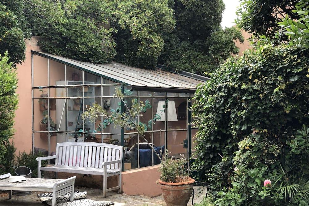 Double Room (External Bathroom) - Garden View