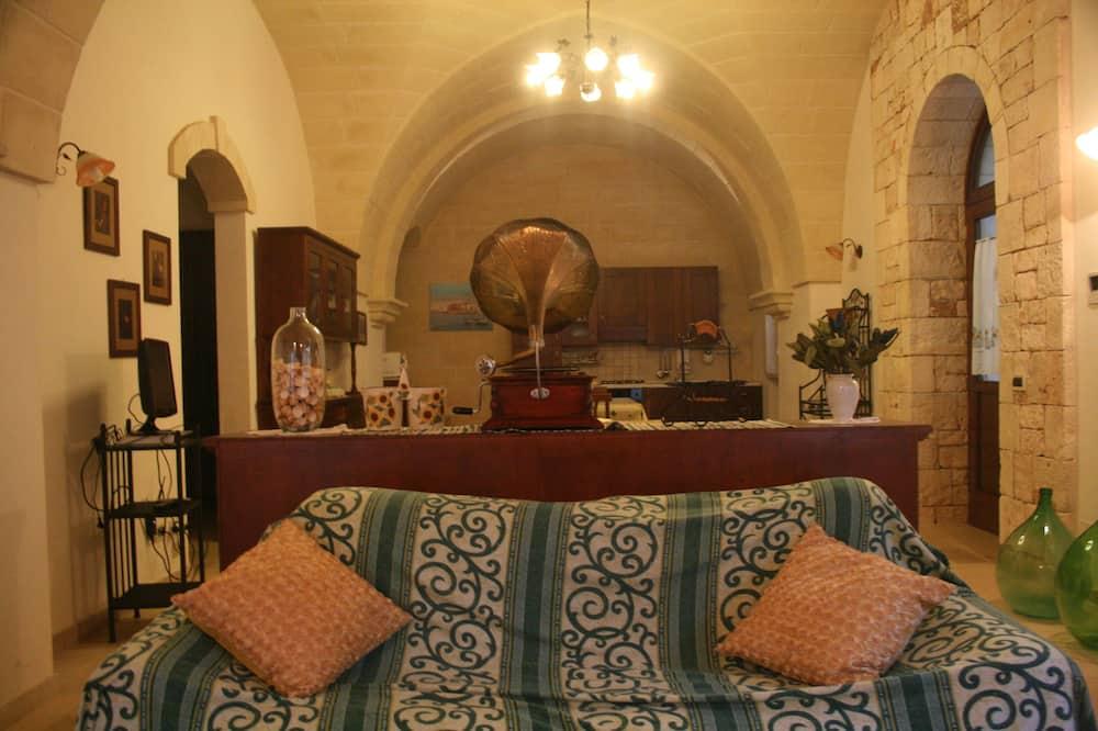 Apartment (Il Rosmarino) - Living Area