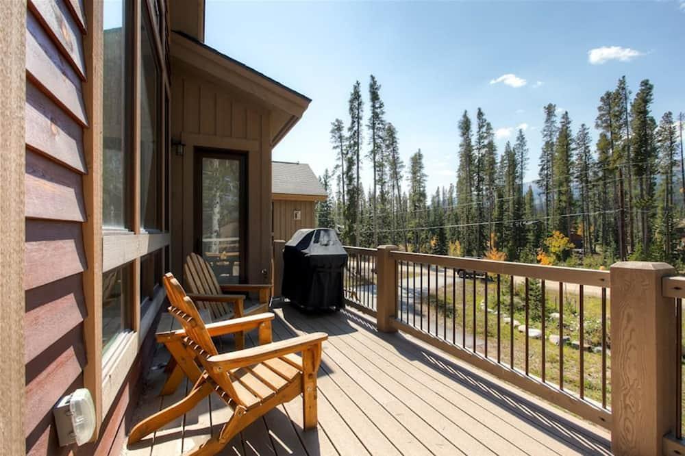 House, 4 Bedrooms, Hot Tub - Balcony