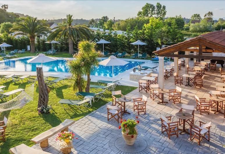 古德利斯酒店, 科孚島, 從住宿看到的景觀