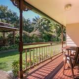 Apartament luksusowy, 1 sypialnia, widok na ogród - Balkon
