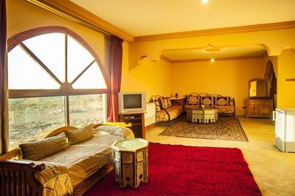 Dzīvokļnumurs, vairākas gultas, nesmēķētājiem - Dzīvojamā zona