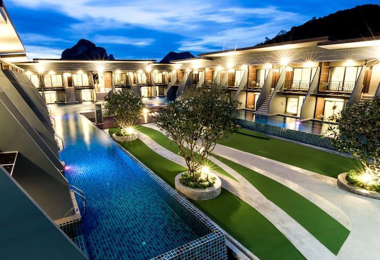 The Phu Beach Hotel, Krabi, Buitenkant