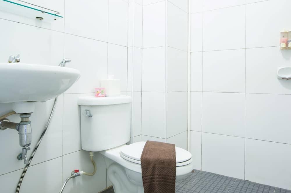 Double Room - Badezimmer