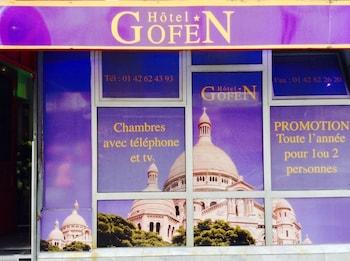 Picture of Hôtel Gofen in Paris