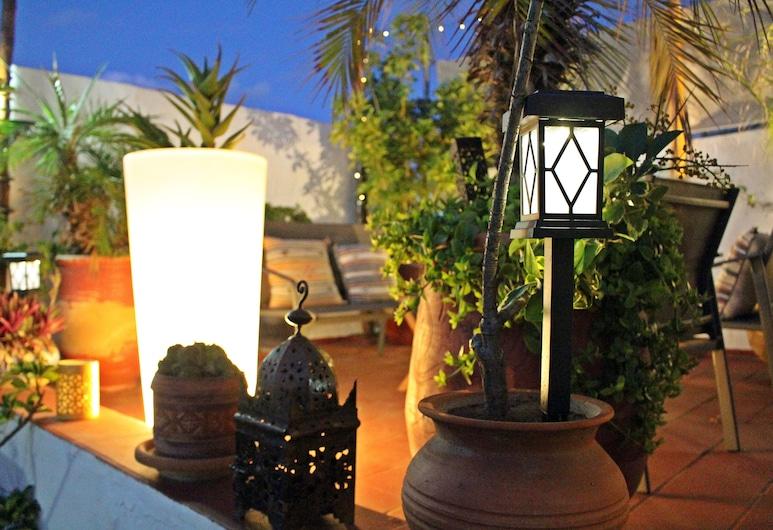 Riad Meftaha, Rabat, Rooftop terrace