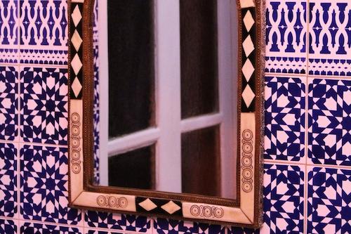 梅塔哈摩洛哥传统庭院住宅旅馆/