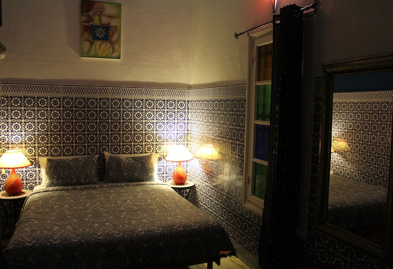 Riad Meftaha, Rabat, Comfort Double Room, 1 Queen Bed, Guest Room
