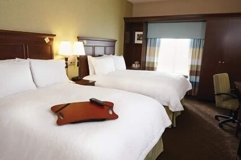 客房, 2 張加大雙人床, 非吸煙房, 冰箱 - 客房