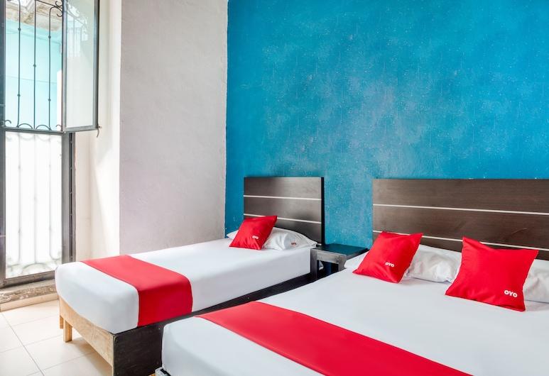 Hotel Casona Poblana, Puebla, Rodinný pokoj, Pokoj