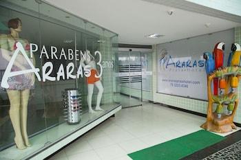 Picture of Araras Praia Hotel in Aracaju