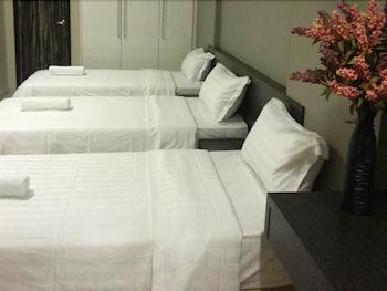 亞庇卡拉穆辛天空海洋旅行家套房飯店的相片
