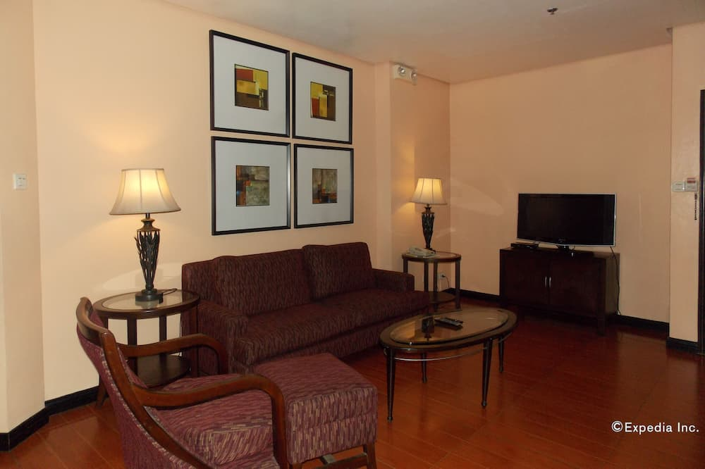 Residence Suite - Living Room