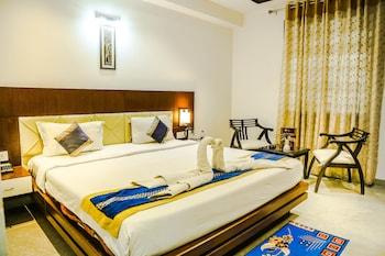 Obrázek hotelu Hotel Taj Heights ve městě Agra