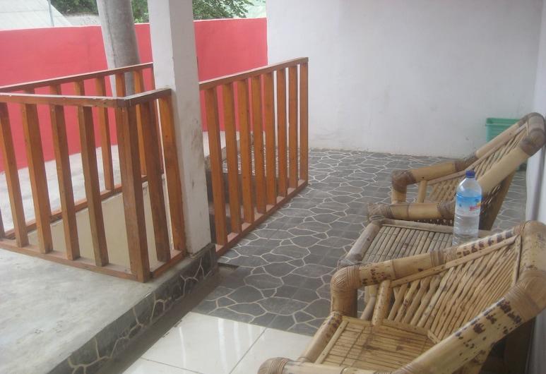 Syifa Homestay, Gili Trawangan, Balcon