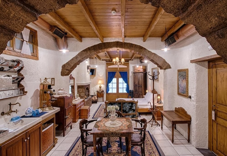 Koukos Rhodian Guesthouse - Adults Only, Rhodes, Guest Room