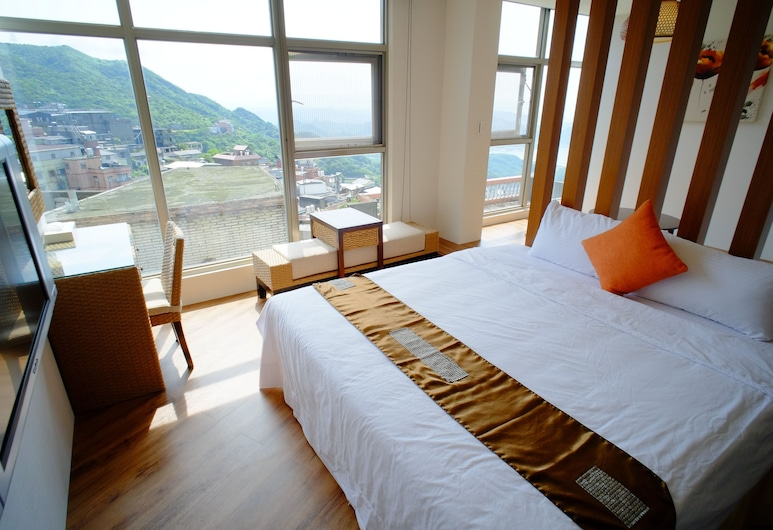 Chiu Chunt Dint, New Taipei City, Deluxe Mountain View Double Suite , Guest Room