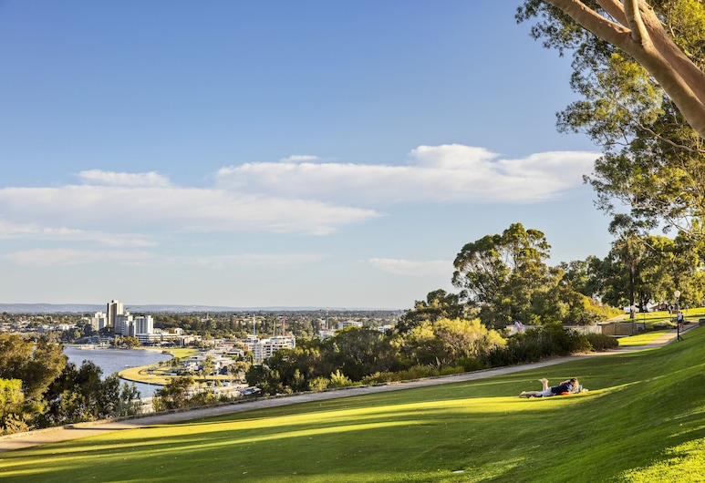 Quest Kings Park, West Perth, Hotelgelände