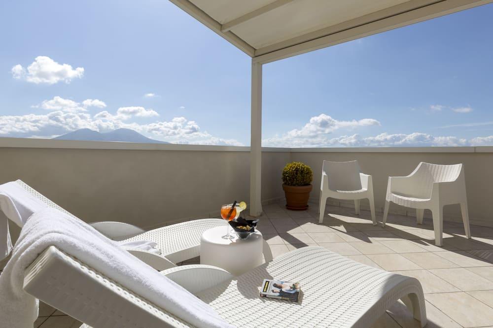 Suite Junior - Balkon
