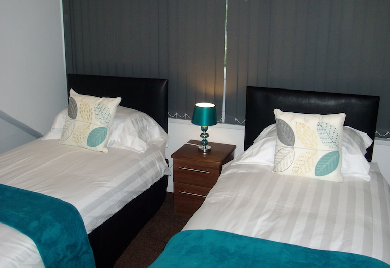 Lockinbar Holiday Apartment, Tenby, Premier-Penthouse, 2 Schlafzimmer, Zimmer