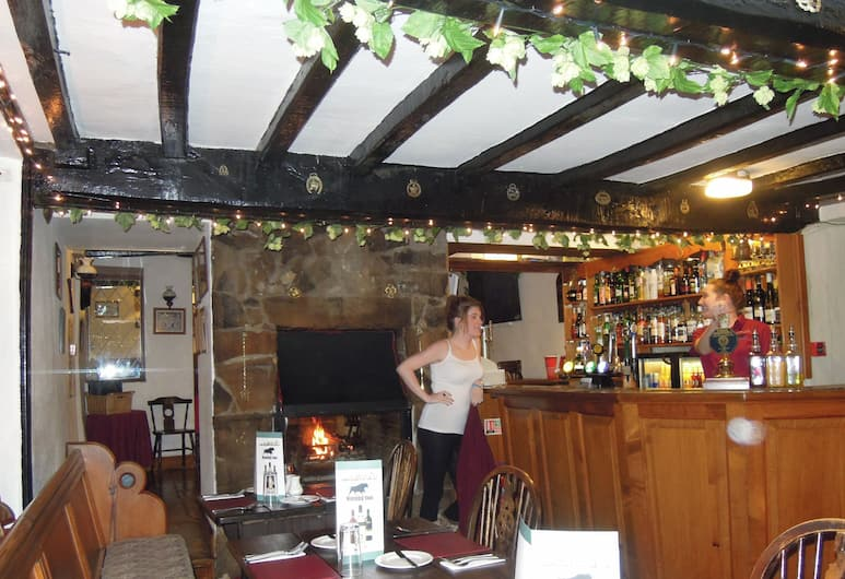 The Black Bull at Nateby, Kirkby Stephen, Hotel Bar