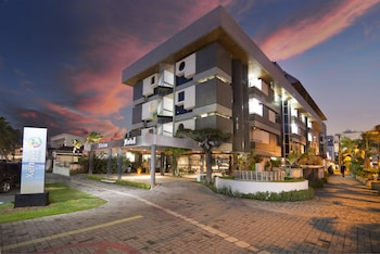Selline näeb välja Xênius Hotel, João Pessoa