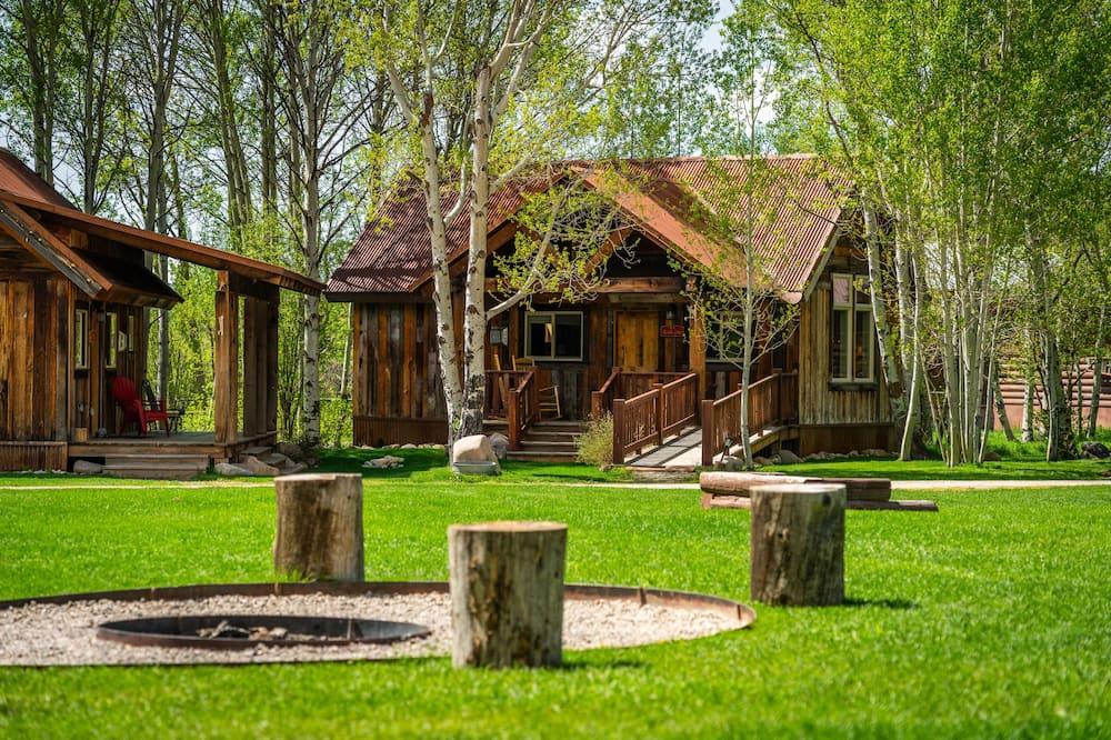Rendezvous Cabin (1 King) - 客房