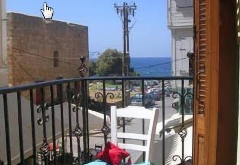 Hera Studios, Chania, Studio, Balcony