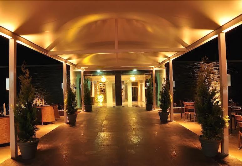 阿卡迪亞酒店, 哥印拜陀, 走廊
