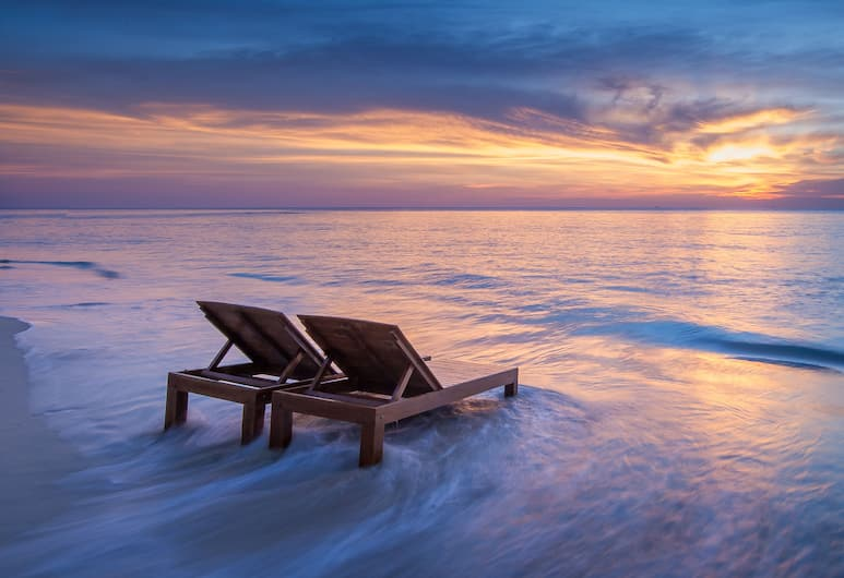 Medee Resort, Ko Kood, Beach