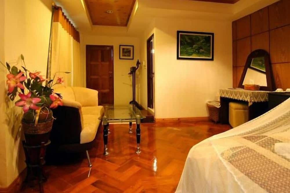VIP Suite - Sala de estar