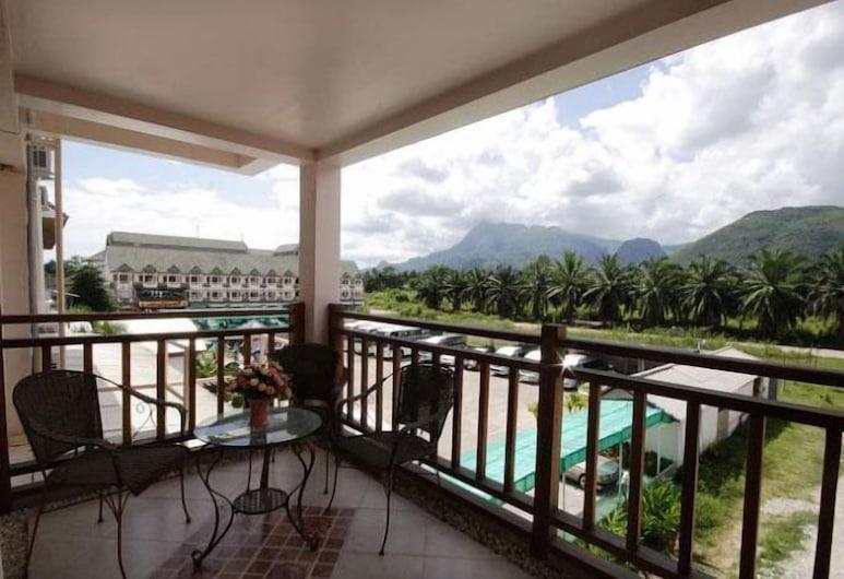 Maekhong Delta Boutique Hotel, Mae Sai, Terasa