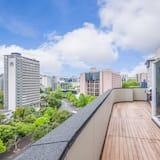 公寓, 3 間臥室 (Penthouse) - 露台