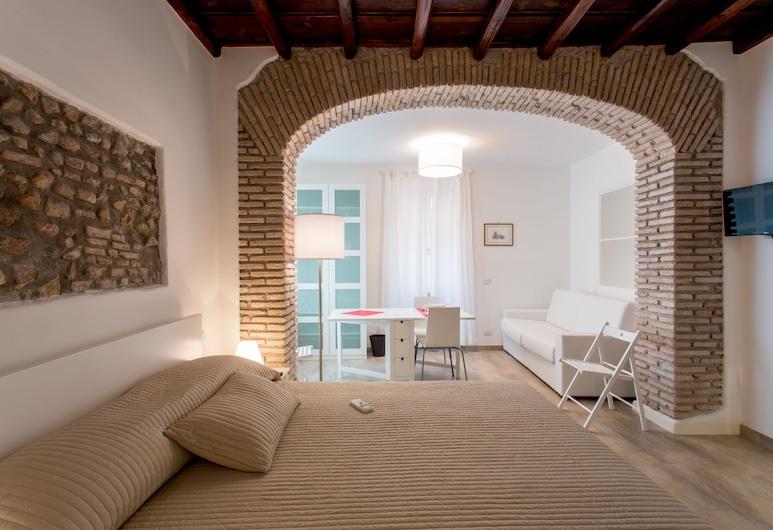 Domenichino Luxury Home, Rome, חדר אורחים