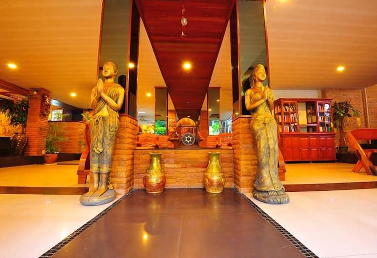 Sathorn Saint View Serviced Apartment, Bangkok, Recepcja