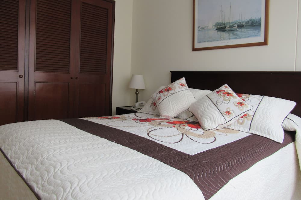 Double Apartment - Pokoj